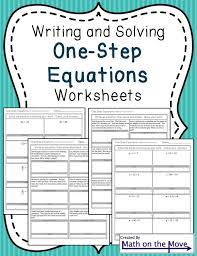 solving single variable equations worksheets worksheets for all and share worksheets free on bonlacfoods com