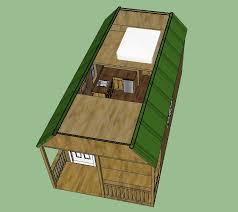 16 x 24 cabin floor plans studio design gallery 16x28 floor lofted barn cabin layouts the tiny cabin cabin