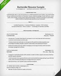 sle resume for bartending position resume for bartending gidiye redformapolitica co