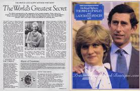 lady diana spencer engagement u2013 princess diana news blog