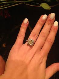fancy yellow diamond engagement rings is that engagement ring bringing back bad memories sell it for