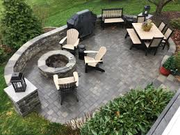 Amish Poly Outdoor Furniture by Lancaster Poly Patios Home