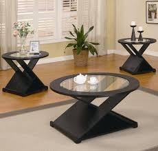 Glass Modern Coffee Table Sets Coaster Occasional Table Sets Modern Coffee Table And End Table