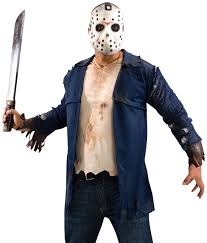 jason costume jason friday the 13th costume jason voorhees costume