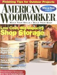 woodwork best woodworking magazine pdf plans