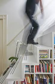 Ecke Sinnvoll Nutzen Ideen Dort Bucherregal Unter Der Treppe Design Idee Bucherregal Unter Der