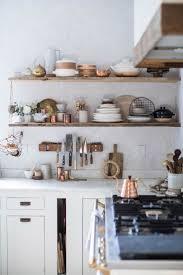 decoration best 25 open shelving ideas on pinterest kitchen shelf