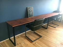 extra long desk table long desk for two desk long white desk table viewspot co