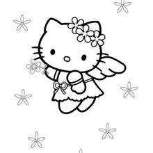 kitty coloring pages free games videos kids