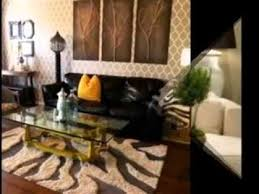Safari Living Room Ideas Animal Print Living Room Decorating Ideas Meliving 13da09cd30d3