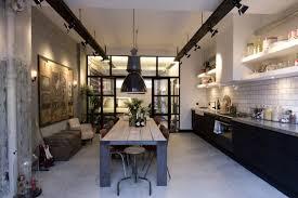 deco cuisine style industriel décoration d une cuisine dans un style industriel