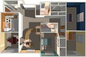 Home Design Plans 1600 Square Feet by 1000 Square Feet House Plan 3d Arts