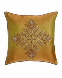 strongwater pillows strongwater arabesque pillow 18 sq neiman bs