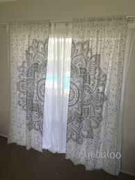 silver mandala curtains mandala tapestry mandala lotus