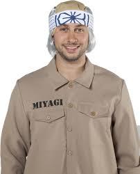 Karate Kid Costume Mr Miyagi Costume Images