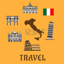 Colorado travel symbols images Architecture landmarks and travel symbols of italy france russia jpg