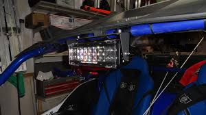 Rigid 50 Led Light Bar by Aux Lighting Other Then Roof Mounted Light Bars Page 5