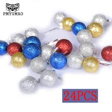 online buy wholesale christmas ornaments colorful ball from china