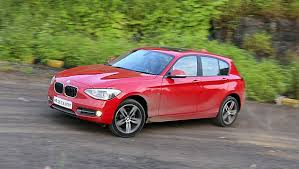 bmw one series india 2013 bmw 1 series 118d india road test overdrive