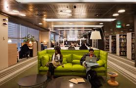 Interior Design Learning by Hassell Projects