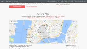 New York Neighborhood Map Manhattan Espatially New York
