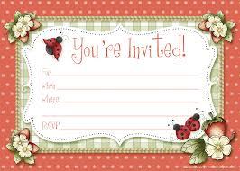 Design Your Own Invitations Create Party Invitations Cimvitation