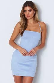 light blue mini dress lottie mini dress baby blue formal semi formal pinterest baby