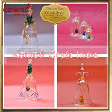 bulk clear glass ornaments blown glass fish figurines