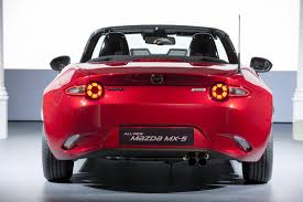 new mazda 5 2016 this is it the all new mazda mx 5 miata unveiled photos