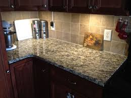 granite countertop kitchen paint ideas oak cabinets install