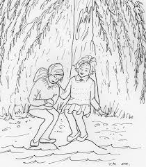 the unhappy weeping willow tree a story for 8 to 12