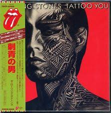 rolling stones tattoo you album ebay