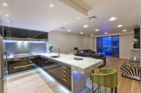 Led Screen Backsplash 40 Awesome Kitchen Backsplash Ideas Decoholic