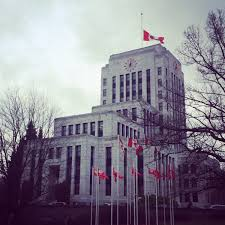 Why Are The Flags Flying Half Mast City Of Vancouver On Twitter