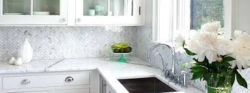 kitchen marble backsplash herringbone marble backsplash beautiful fresh colour review simply