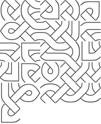 image gallery of celtic knot font