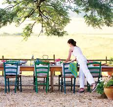 French Country Outdoor Furniture by 5 Fab Outdoor Entertaining Spaces Style At Home