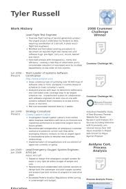 Resume Sample Engineer by Test Engineer Resume Samples Visualcv Resume Samples Database