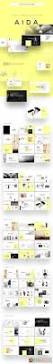 aida powerpoint template icon pack 1408741 free download
