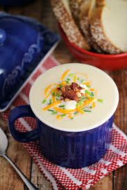 microwave loaded potato soup in a mug frugal mom eh