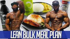 lean muscle diet full day of eating gabriel sey youtube