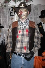 Halloween Costumes Zombies Halloween Cowboy Costume Costumes Diy Costumes