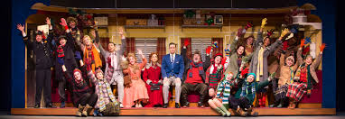 theater review irving berlin u0027s white christmas national tour