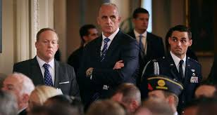 why did donald trump s former chief of security keith schiller
