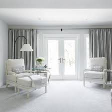 White Grey Curtains White And Gray Curtains Design Ideas