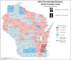 Appleton Wisconsin Map by Wisconsin Election Maps And Results University Of Wisconsin Eau