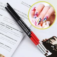 nail art pen drawing painting uv gel uv acrylic brush set tool