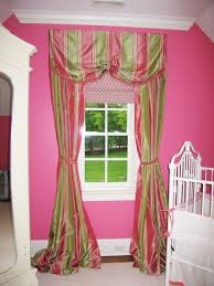 custom box pleated valance and drapes by lynn chalk at home magazine