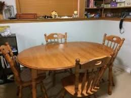 Maple Buy Or Sell Dining Table  Sets In British Columbia - Maple dining room tables