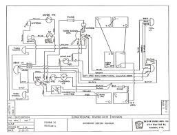 1985 ezgo electric wiring diagram wiring diagram for ez go golf